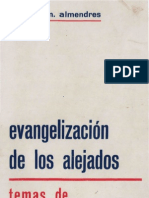 Almendres, Gregorio Evangelizacion de Los Alejados