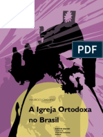 A Igreja Ortodoxa No Brasil - Loiacono