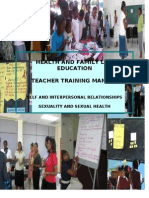HIV AIDS Teacher Training Manual2