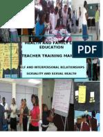 HIV AIDS Teacher Training Manual2
