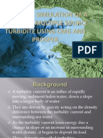 Reservoir Simulation of a Mud-Rich Multiple Source Turbidite (Cedric Kimloaz)