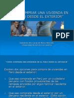 Como Comprar Una Vivienda en El Peru Expo