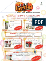 Jomfiesta Promotion