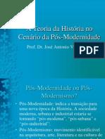A Teoria da História no Cenário da Pós-Modernidade
