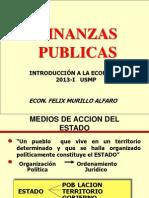 16 CLASE_FINANZAS PÚBLICAS