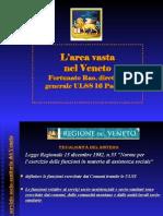 Fortunato Rao, Direttore generale ULSS 16 di Padova