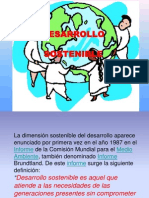 2. Desarrollo sostenible