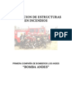 Evaluacion de Estructuras en Un Incendio