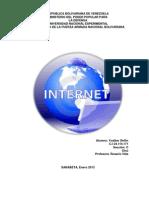 Monografia Sobre Internet