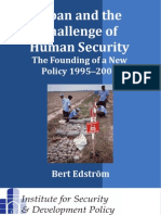 2008 Edstrom Japan and the Challenge of Human Security
