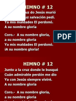12. Junto a la Cruz