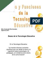 Bases Funciones Tec Educ Scribd