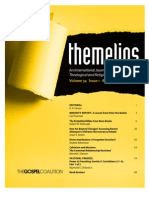 Themelios, Volume 34 Issue 1