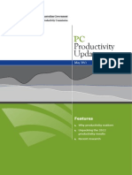 2013 Pc Productivity Update
