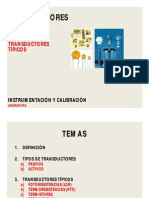 2a Clase - Transductores