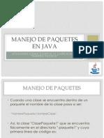 Manejo de Paquetes en Java