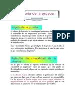 Preparatorio Procesal-teoria Prueba