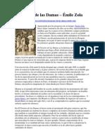 Reseñas LIBRO -El Paraíso de las Damas
