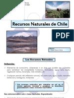 8782932 Recursos Naturales de Chile