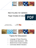 Recycling 101 _ Paper Grades