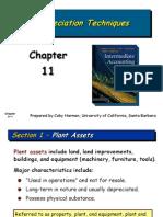 ch11 Depreciation Techniques