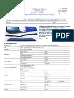 Notebook Toshiba Mini NB515