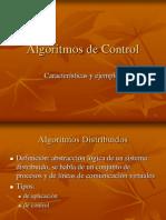 Algo s Control