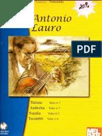 !Lauro, Antonio Obra Completa