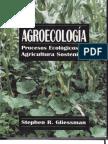 Agroecologia (Gliessman)