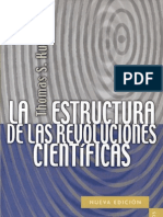 136808104 Thomas S Khun La Estructura de La Revoluciones Cientificas Nueva Edicion 2004 x Eltropical