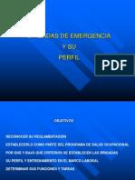 Brigadas de Emergencia Perfil