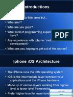 Writing iOS Apps