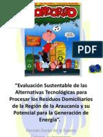 Proyecto planta Biogas Lautaro