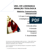 COMUNICAÇAO INTERPESSOAL