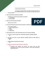 Article 1106 - 1116 (Prescription)