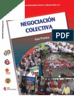 Cartilla Negociacion Colectiva - Guia Practica