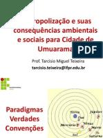 metropolização de Umuarama 2013 v2