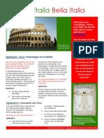 Web Wand Eling Bella Italia