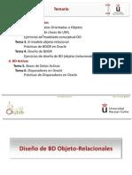 [BD-2011-2012]Tema4-DiseñooBDOR[1]