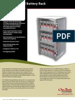 Integrated-Battery-Rack SpecSheet 02.2012 Lr