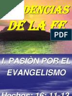 Evidencias de La Fe
