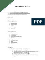 1. laporan MIKROMERITIK FISFAR