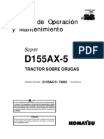 Operacion y Mantencion D155AX-5[1]