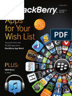 Blackberry Insider's Guide | Holiday Issue 2011