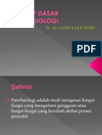 Konsep Dasar Patofisiologi