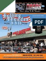 Thunder Roads Virginia Magazine - May '09