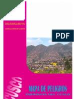 Peligros de La Provincia de Cusco - 2012 - Doc