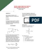 Informe de Laboratorio Electronica