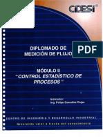 Diplomado Modulo II Control Estadistico de Proceso