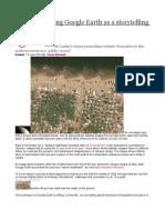 Sri Lanka Using Google Earth as a Storytelling Tool